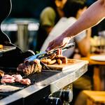 Cafe&BarbecueDiner パブリエ - 豪快にご自身で焼くお肉はまた格別です!