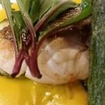 創作料理 まさぞう - 真鯛のアップ