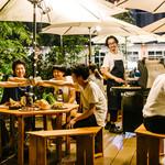 Cafe&BarbecueDiner パブリエ - ワイワイ楽しめるテラスでのバーベキュー
