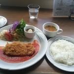展望レストラン・ワンピース - 日替わりセット