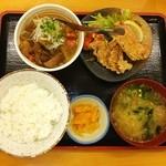 和来 - もつ煮定食❤ヽ(´∀`≡´∀`)ノ 数量限定!