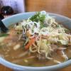 三代目蝦夷 - 料理写真:蝦夷ラーメン ¥700