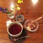 43760494 - 1,080円ランチに付く紅茶とデザート