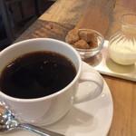 Restaurant PORTUS - コーヒー