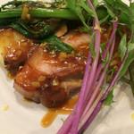 Restaurant PORTUS - メイン豚・レモンソース