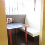 赤湯 とんとんラーメン - 個室風。