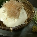 しんぷる ザル豆腐
