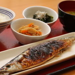 焼山食堂 - 料理写真: