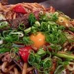 TAKO-SHOW - 極太麺焼きそば