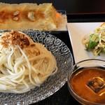 餃子物語 - 暑い時の特別涼麺セット