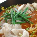 赤いかれー麺 辛口・激辛
