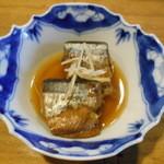 田楽 - 秋刀魚の煮込み