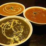 ネパール・インド料理 RaRa - チキンカレー、サグチキン、ネパールカレー