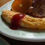 喜楽食堂 - 卵焼き