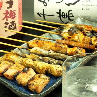 骨取り不要!焼き魚の旨さに一気にたどり着く「魚串焼き」