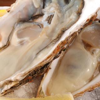 こだわり尽くした牡蠣の逸品料理
