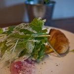 YUKI - イタリアンキッチン YUKI サラダ