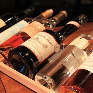 ワインでワイワイ♪