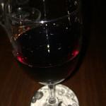 サンドグラスカフェ - ワイン