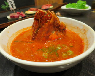 焼肉や 大善 - ケジャンスープ