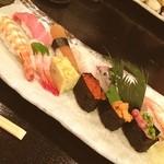 寿司華 - 旬の握り