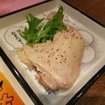 鶏そば十番156 - 骨つき鶏もも肉❤ヾ(´∀`ヾ)
