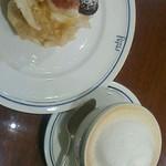 パパス カフェ - ケーキセット1080円