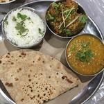 インド・パキスタン料理 ホット・スプーン - ベジタリアンミールス2015