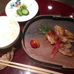 43799711 - 近江鶏山賊焼 972円