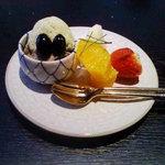 まとの - デザート
