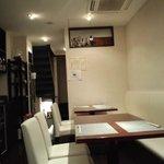 SHIMOMURA - テーブル席