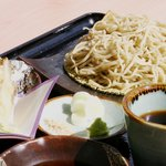 レストラン花咲 - 料理写真:花咲地粉天ざるそば