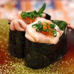 市場 いちばん寿司 - だだみ
