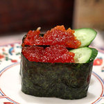 市場 いちばん寿司 - 筋子