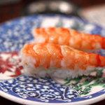 市場 いちばん寿司 - 大蒸し海老