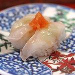 市場 いちばん寿司 - 深浦のふぐ