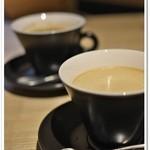 立田野茶寮 - ほうじ茶ラテ