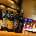 ヴィノテカサクラ - 色々なグラスワインも