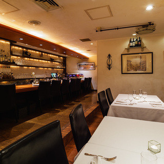 美味しい料理と空間がもたらす、優雅で上質なひととき