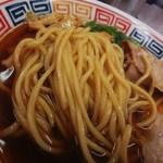 43804779 - 割と太めでもっちりした太麺