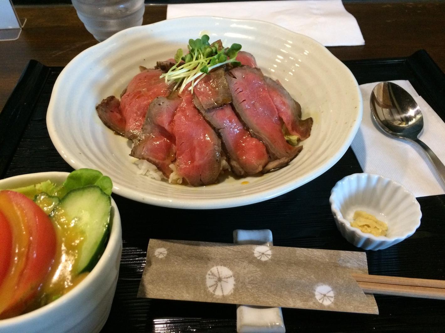 ちーふのお店 ローストビーフ