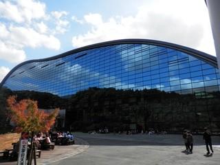 九州国立博物館 オープンカフェ - 九州国立博物館