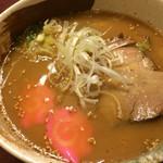 麺カフェオール - 麺cafe味噌750円