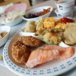 ティファニー - 朝飯