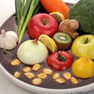 手作り主義◆フルーツ♪野菜たっぷり♪秘伝のタレでお召し上がれ