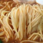 支那麺 はしご - 2015.10しなやかな麺