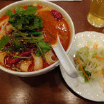 43812886 - マーラー刀削麺