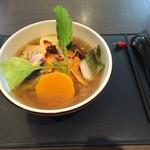 四川菜麺 紅麹屋 - 塩麻辣湯麺
