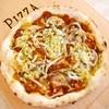 ローズファーム - 料理写真:しか肉のデミグラスソースピザ