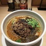 43816703 - 黒胡麻坦々麺♪